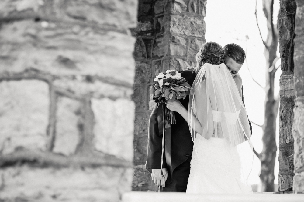 Gorgeous Bride and Groom Photos - Wedding Inspiration - Pennsylvania Fall Wedding - The Overwhelmed Bride Wedding Blog