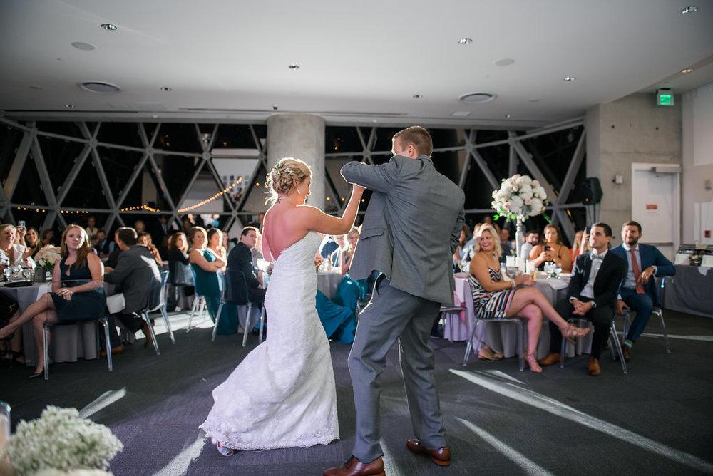 Gorgeous Weddings - Minimalist Wedding - Tampa Wedding Venue