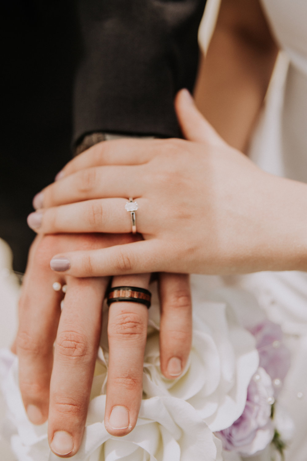 Engagement Rings — The Overwhelmed Bride Wedding Blog