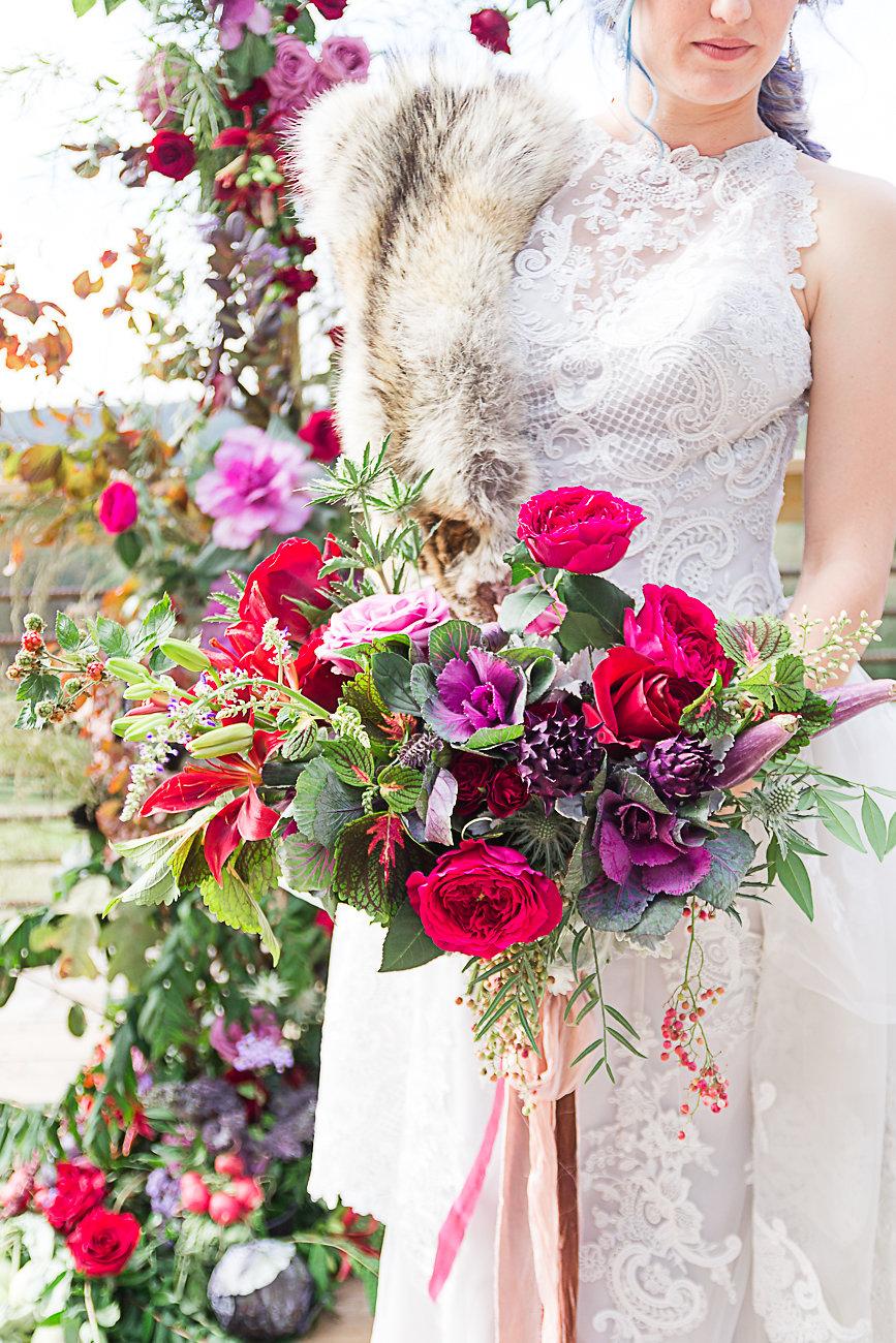 Burgundy and Gold  North Georgia Farm Wedding - Lewallen Farms Wedding — The Overwhelmed Bride Wedding Blog