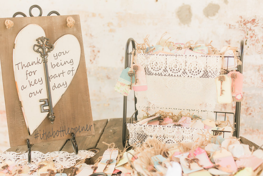 North Carolina Providence Cotton Mill Wedding — Vintage Wedding Decor Details - The Overwhelmed Bride Wedding Blog