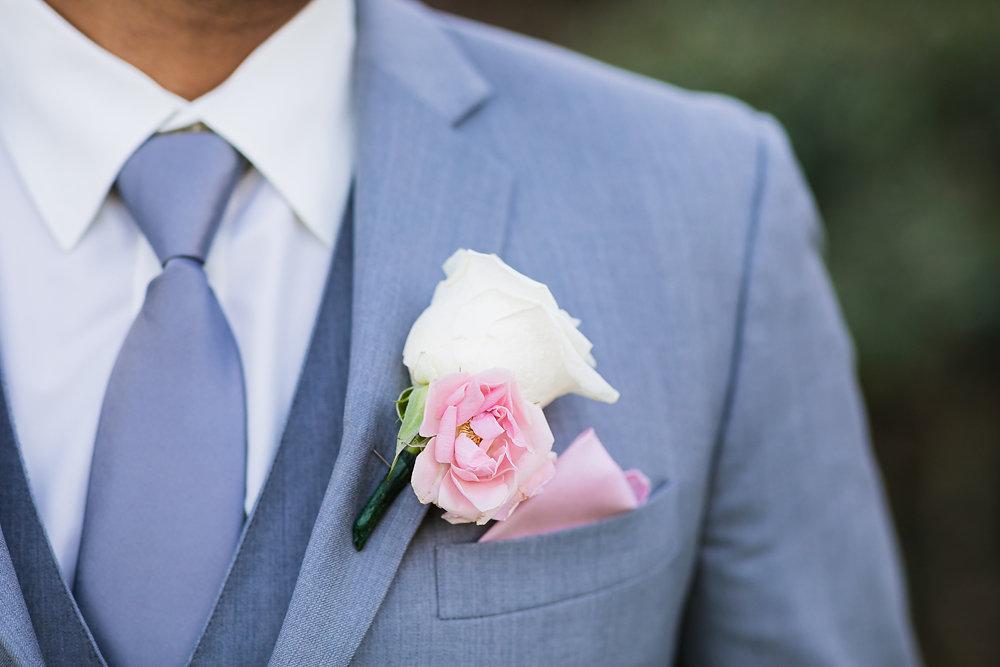 An Intimate Casa De Lago Wedding - The Overwhelmed Bride Wedding Blog