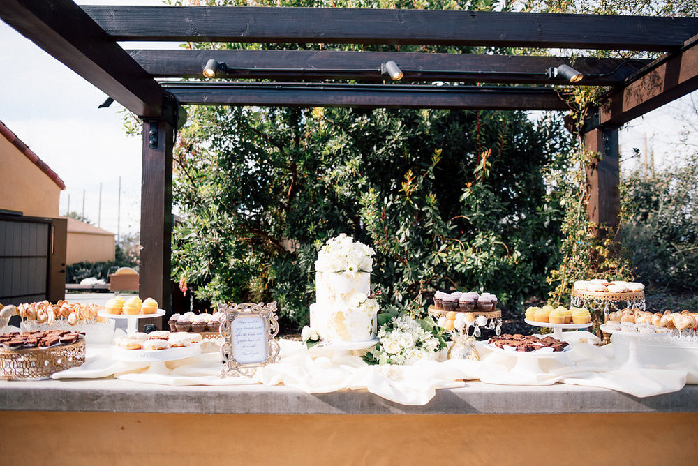 Thousand Oaks Garden Wedding Venue Los Robles Greens - The Overwhelmed Bride Wedding Blog