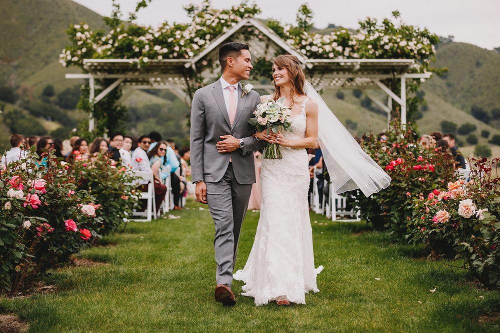Gilroy Winery Wedding Venue Kirigin Cellars - The Overwhelmed Bride Wedding Blog