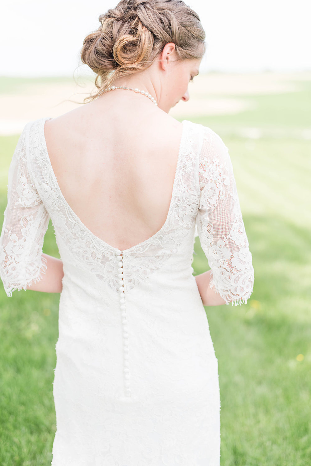 A Coffee Mill Ski Area Outdoor Summer Minnesota Wedding - The Overwhelmed Bride Wedding Blog
