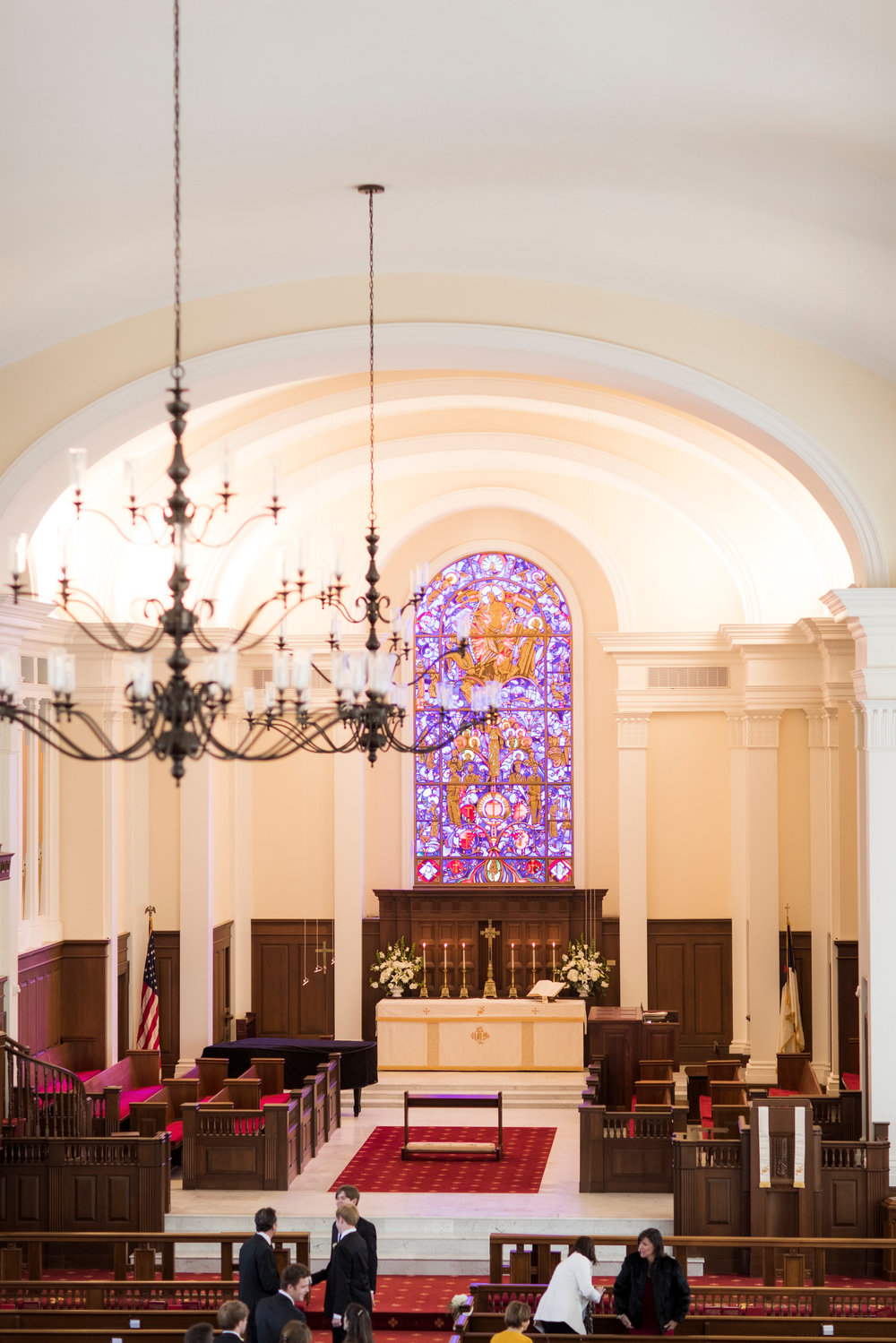 A Classic Alabama Church Wedding - The Overwhelmed Bride Wedding Blog