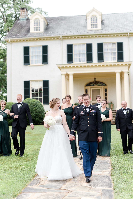 A Classic Rust Manor House Virginia Wedding - The Overwhelmed Bride Wedding BlogA Classic Rust Manor House Virginia Wedding - The Overwhelmed Bride Wedding Blog