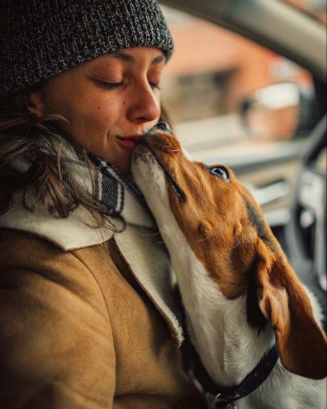 Car kisses 😫❤️