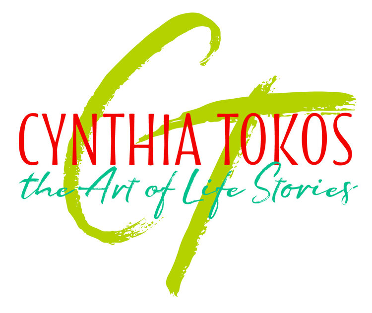 Cynthia Tokos / the Art of Life Stories