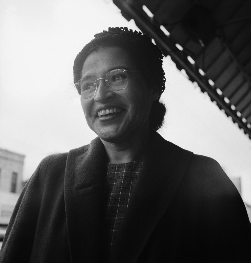 today s birthday rosa parks civil rights leader handsup united today s birthday rosa parks civil rights leader