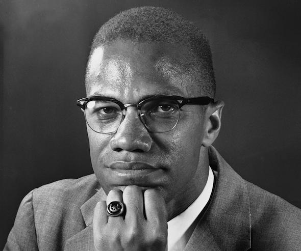 Malcolm X 1965