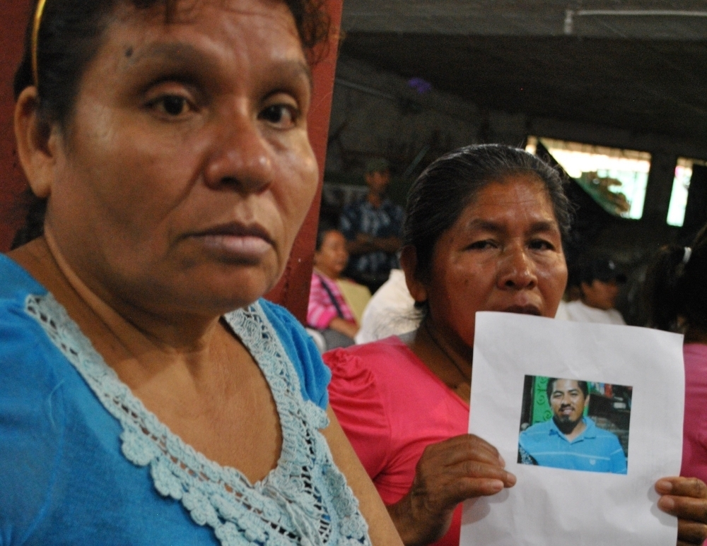Others in Iguala have come forward with unsolved cases of missing relatives. (Photo by Melissa del Pozo)