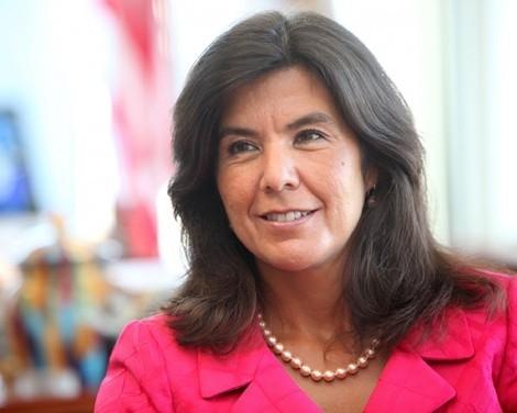 Cook County Prosecutor Anita Alvarez