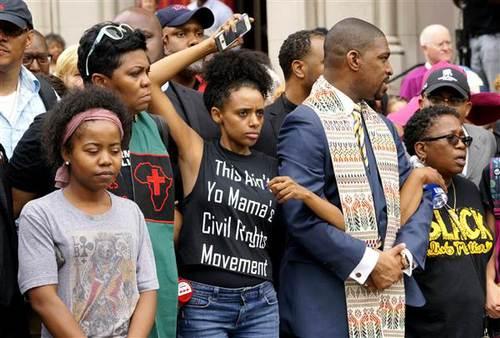 Después de que Michael Brown: Ferguson Juventud Reflect Un año después