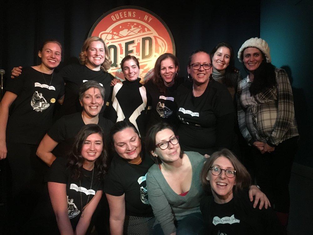 Astoria Women's Improv Show November 2018
