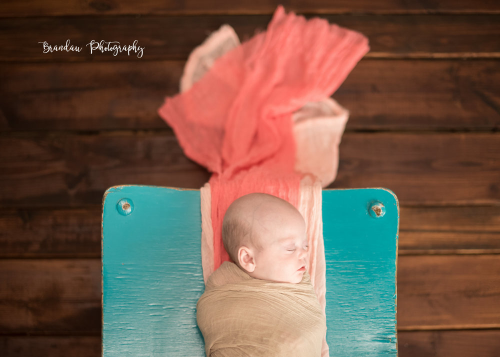 Brandau Photography- Newborn Girl - Central Iowa - Nevada Iowa