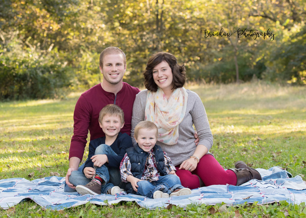 Brandau Photography - Family Photo - Central Iowa - Nevada Iowa