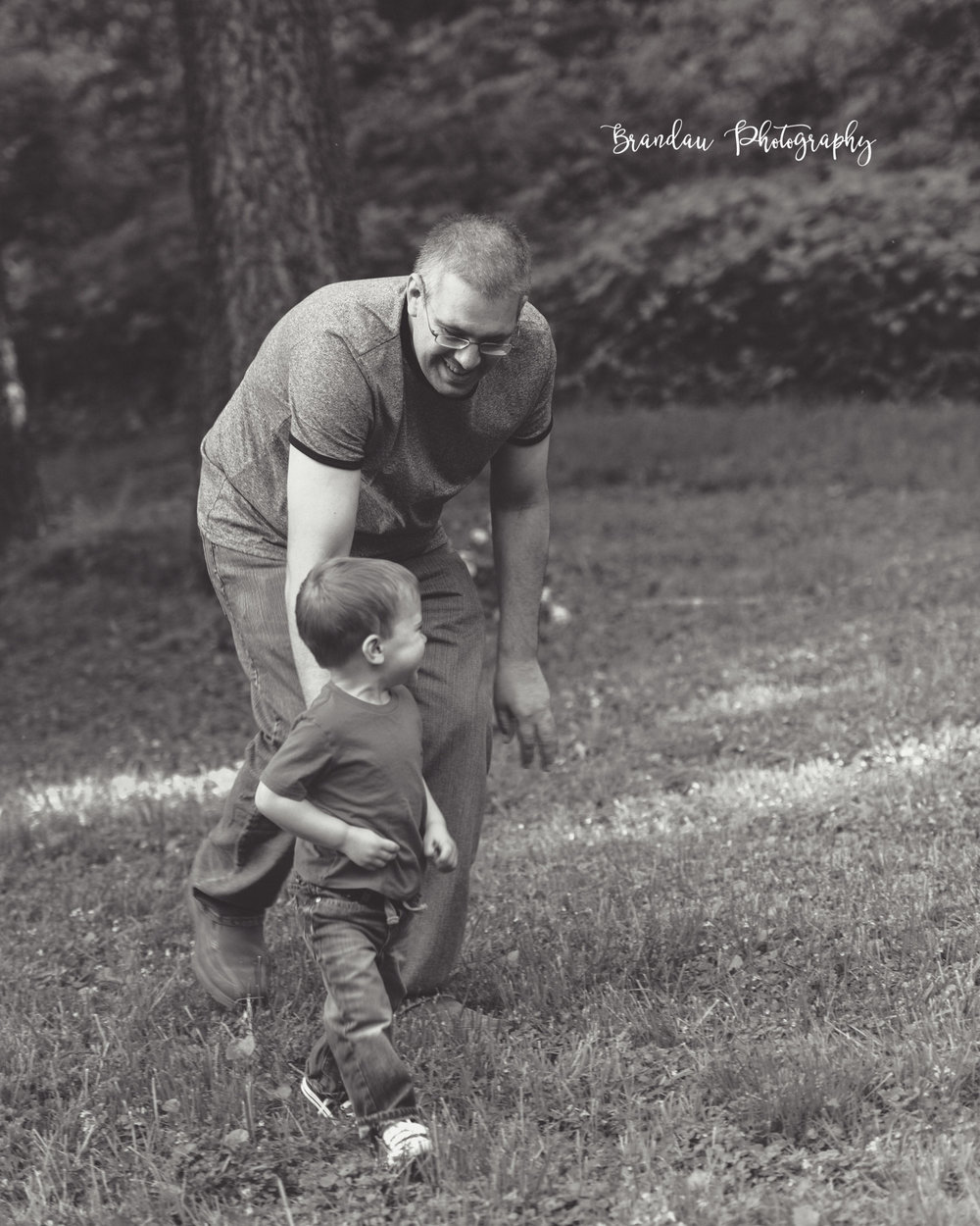 Brandau Photography - Dad and Son - Central Iowa - Ames Iowa