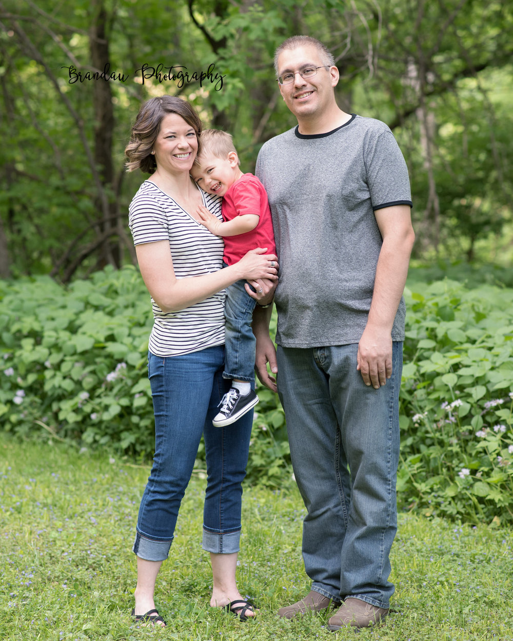 Brandau Photography - Family Photo - Central Iowa - Ames Iowa