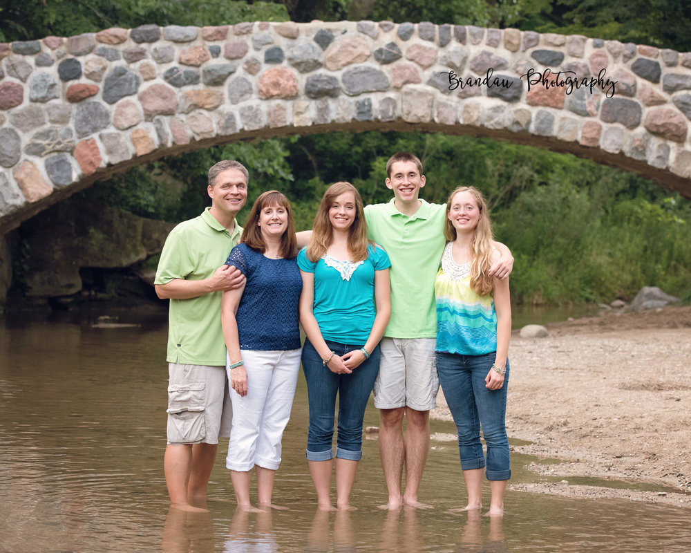 Brandau Photography - Family Photo - Central Iowa - Ledges State Park - Boone Iowa