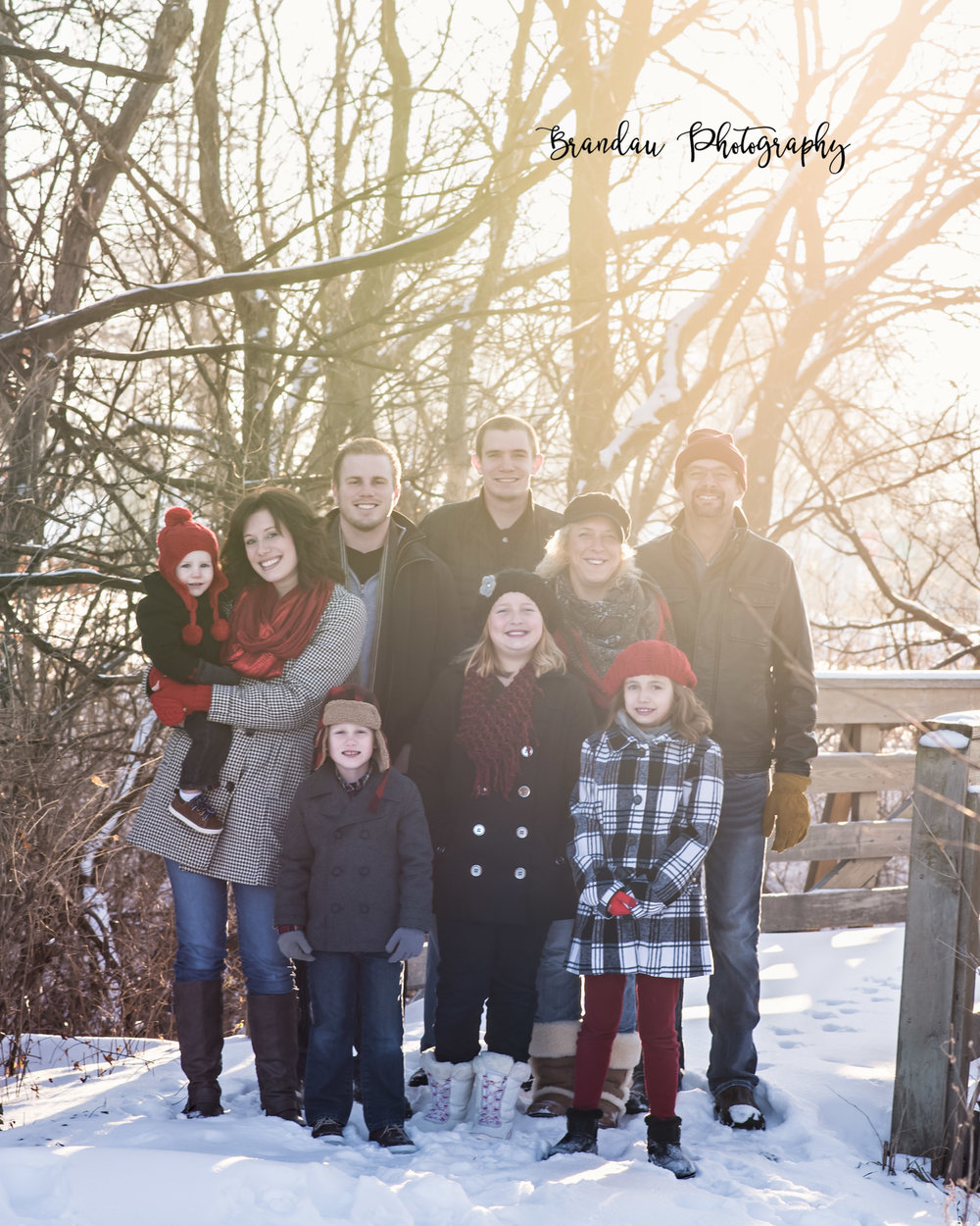 Brandau Photography - Family Photo - Central Iowa - Cambridge Iowa