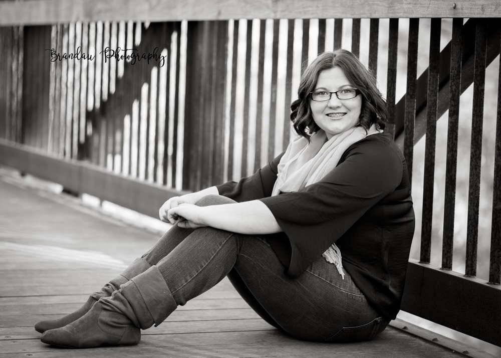 Central Iowa Senior - Brandau Photography - Ames Iowa