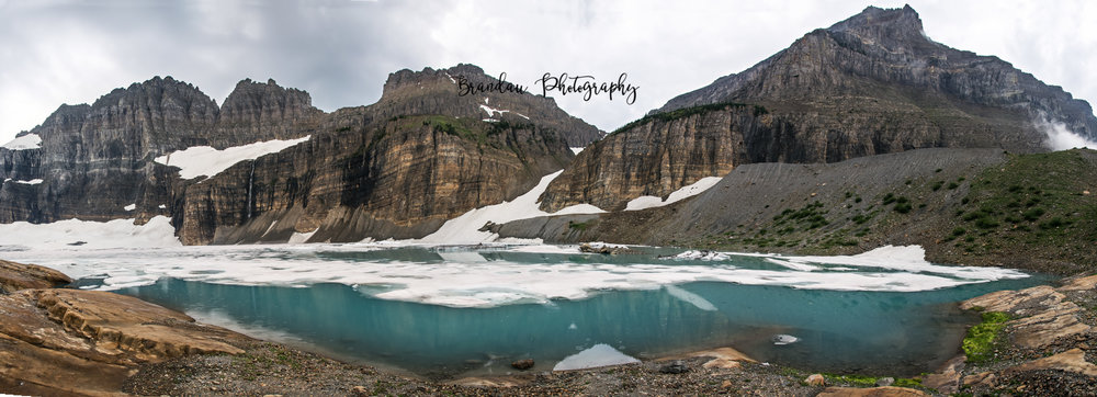 Brandau Photography - Glacier National Park - Grinnell Glacier
