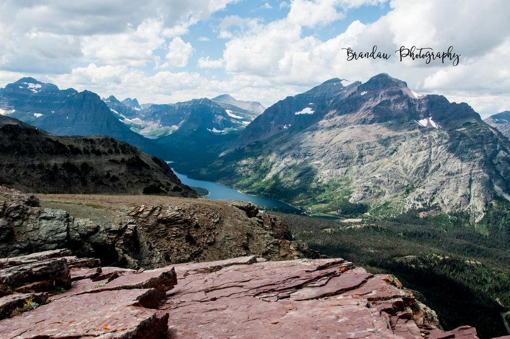 Brandau Photography - Glacier National Park - Scenic Point