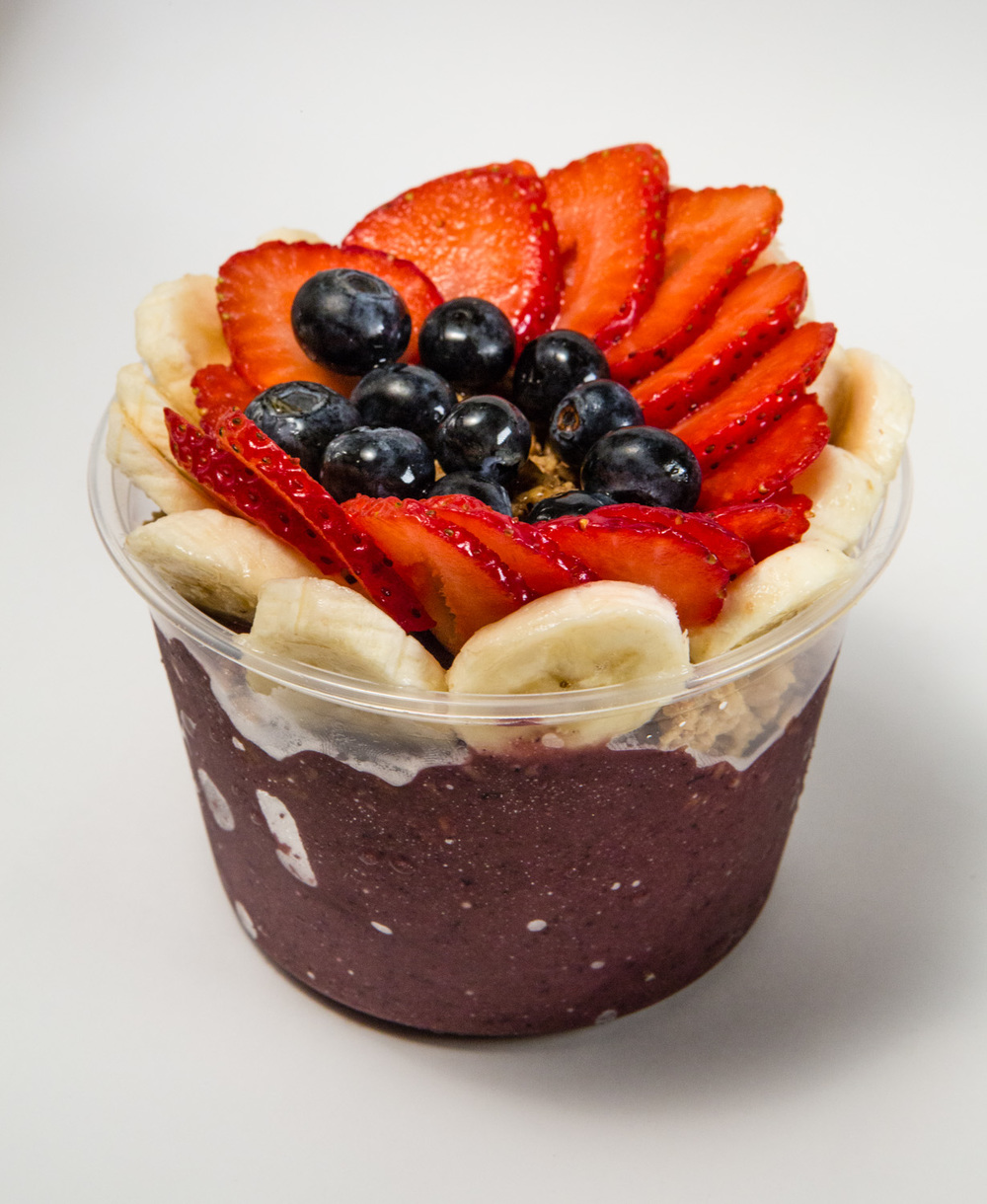 Power Bowl brings the concept of fresh foods back to life. With fresh taste of locally farmed fruits and variety of daily baked granola, Power Bowl proves to be one of the healthiest meals to date.