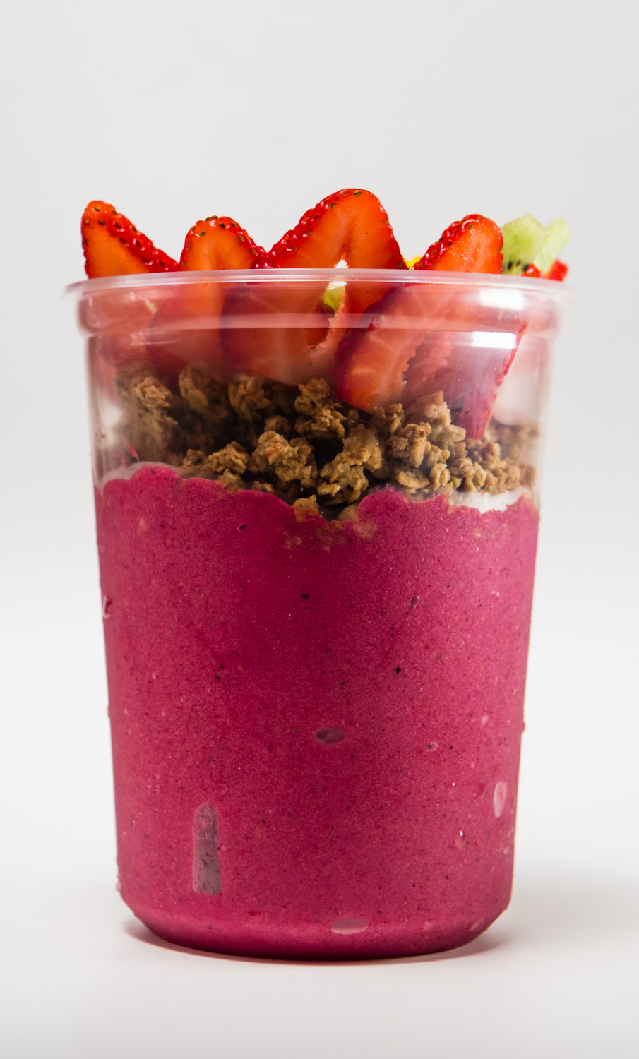 We pride ourselves in everything that we do from our fresh baked gluten-free granola to our fresh cut fruit.