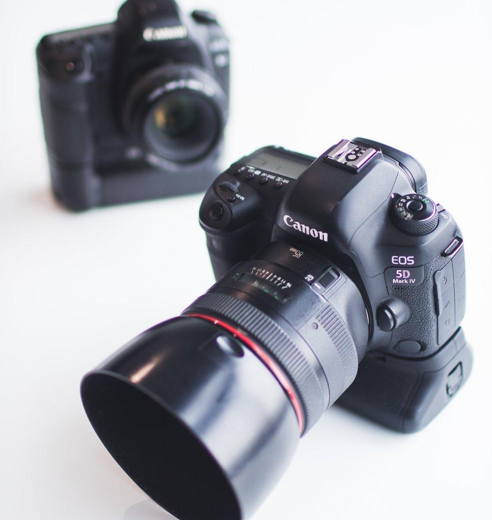 Camera Bodies - Canon 5D Mark IVBattery GripCanon M50