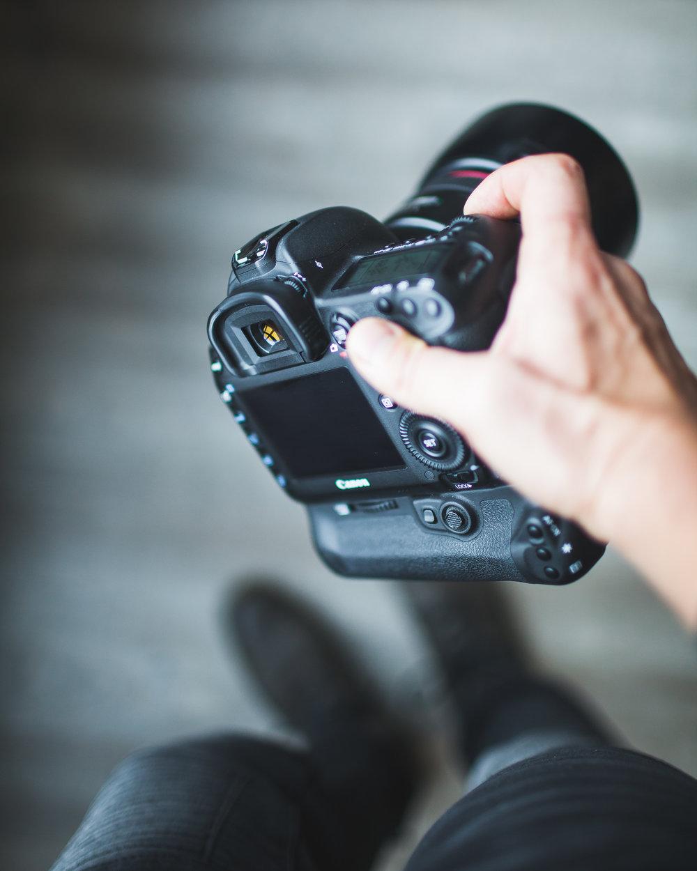photo gear -
