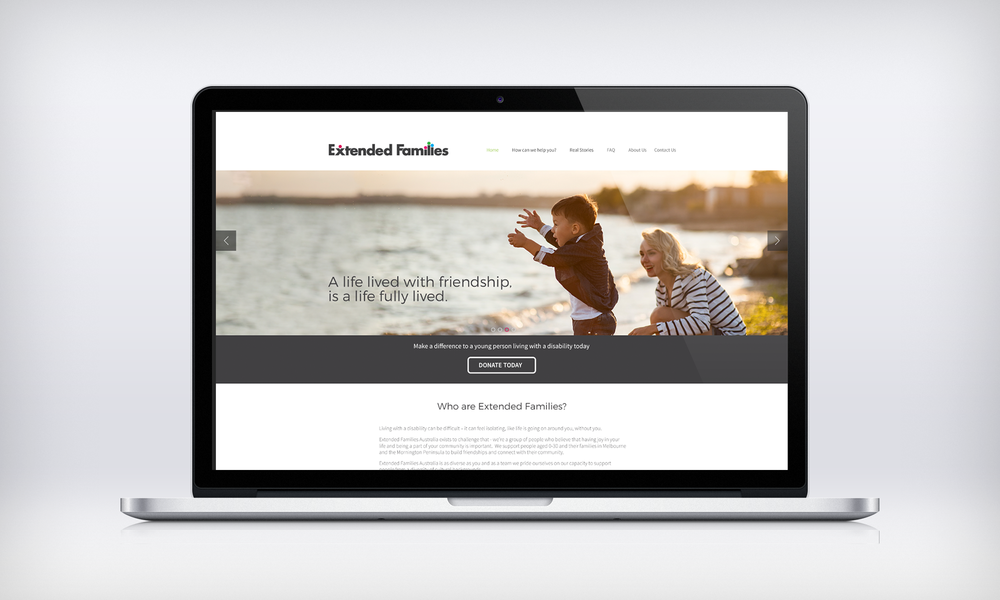 Extended Families HomePage