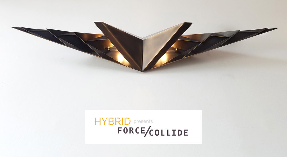 Parenthetical Light - on view at HyBrid Architecturereception Thursday, June 8th from 6-9pm