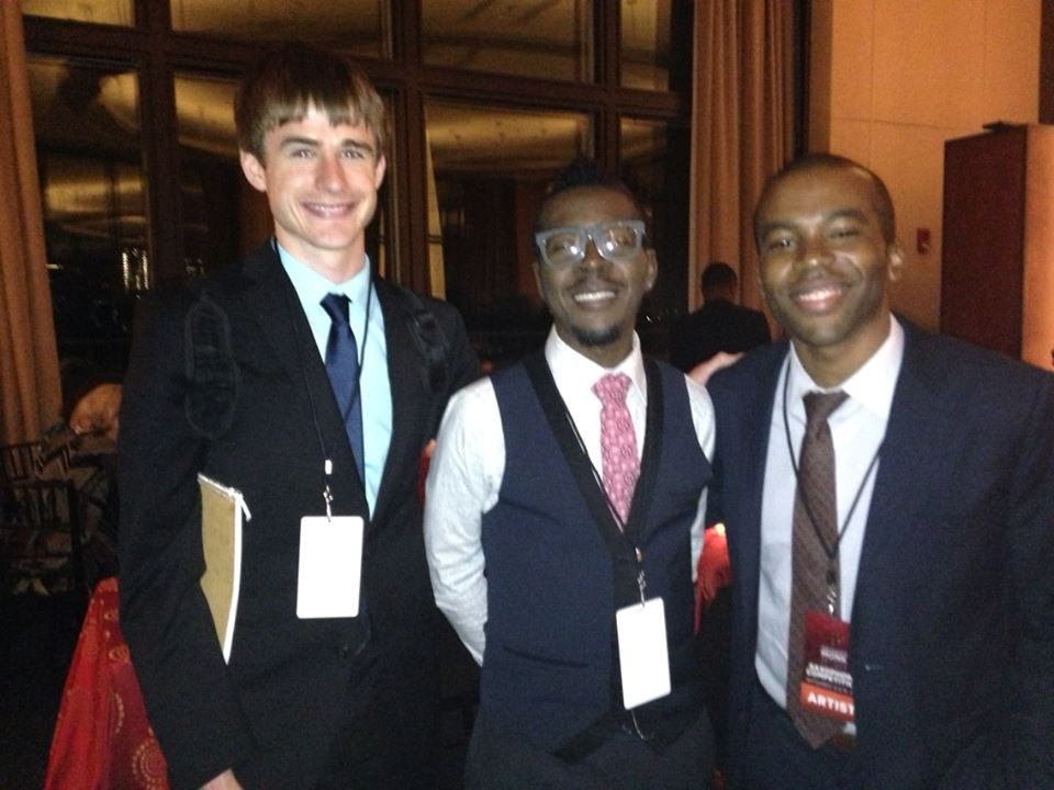With Roy Hargrove and Josh Johnson