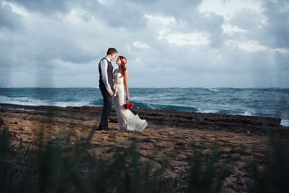East Kauai Wedding