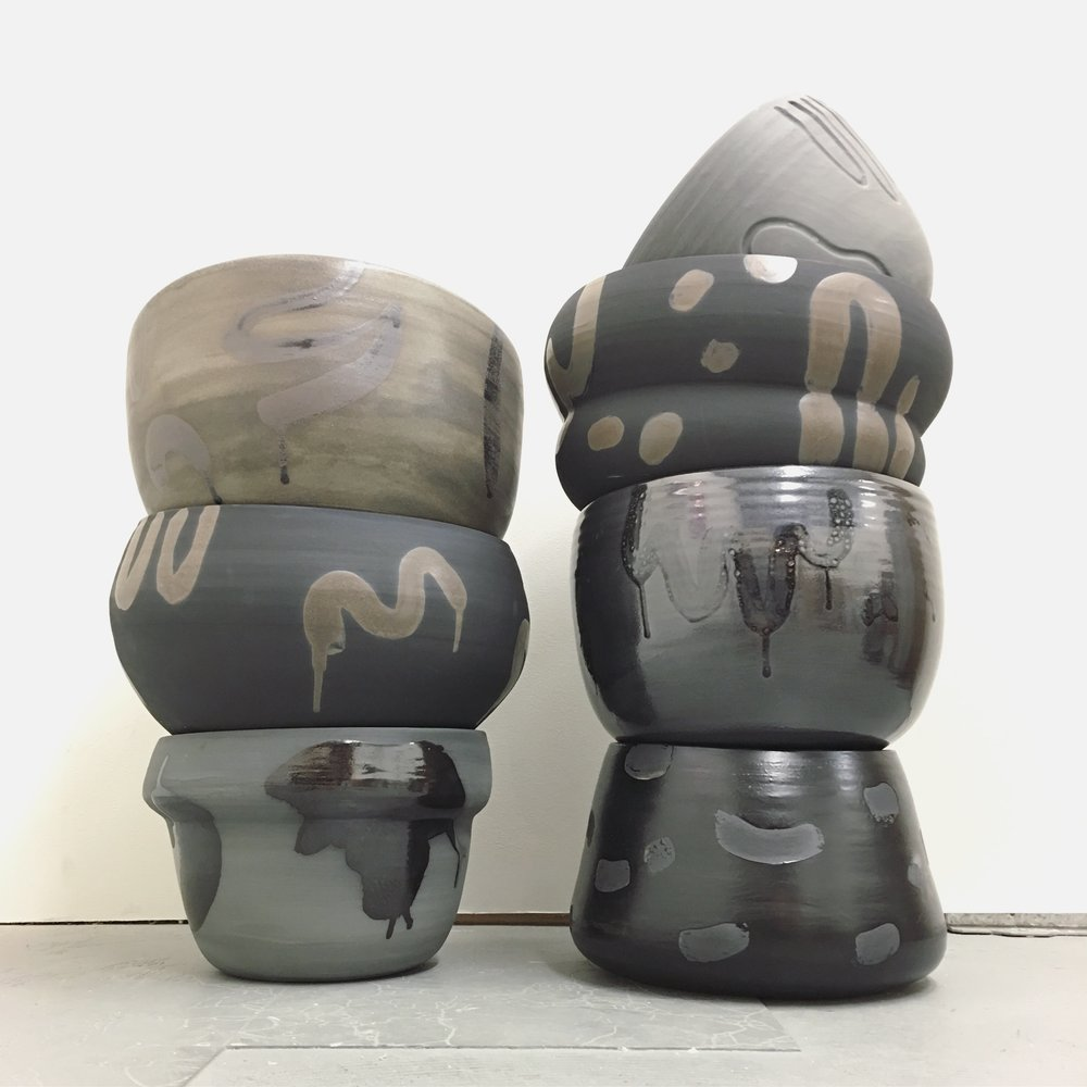 Medium/large planters for Tacofino Yaletown
