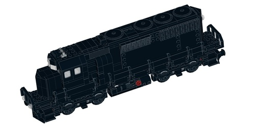 Emd Sd 40 Black Train Instructions Pdf Only Home