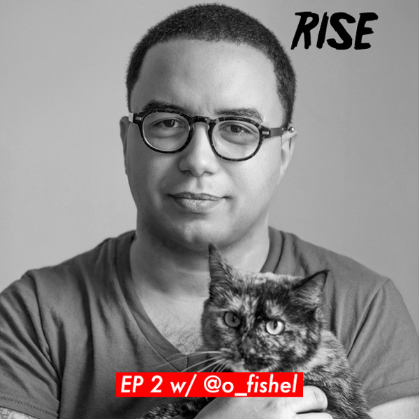 I had the pleasure of being interviewed on the RISE podcast, presented by ALIVE.    We talk about a lot about the up's, downs, highs and lows of being a freelance illustrator. Freelancing ain't easy.   Listen to it here…