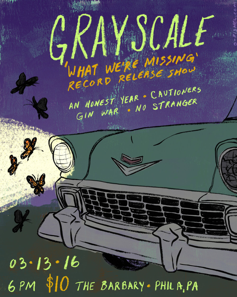 """What We're Missing""  