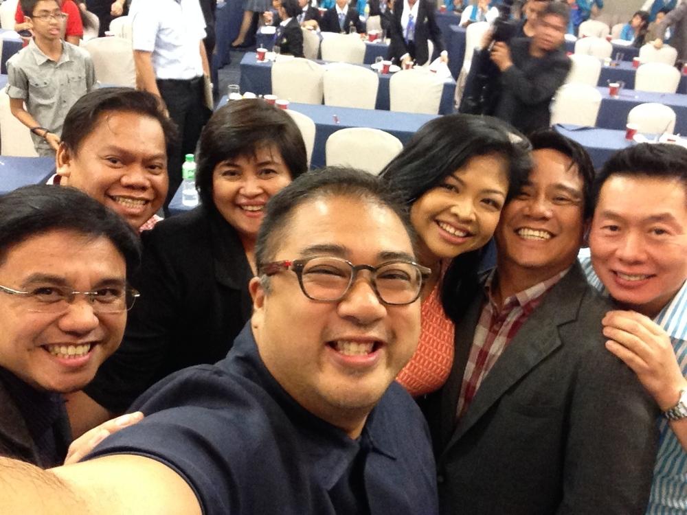 DINE Philippines Davao Co-Speakers
