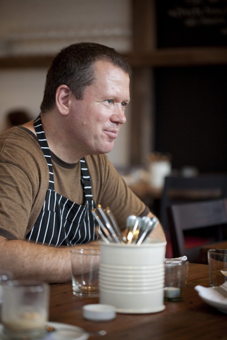 Chef Walter Manzke of Wildflour Cafe+Bakery Manila and Republique, LA