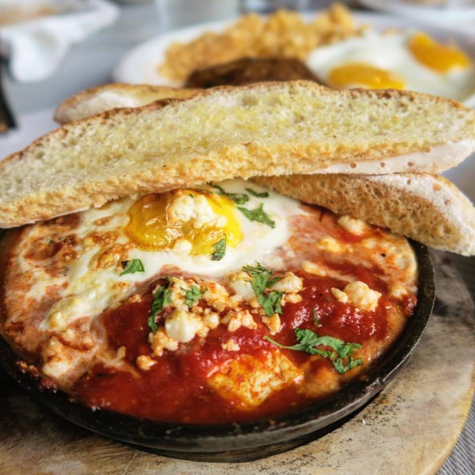 Shakshouka to wake you up!  😁
