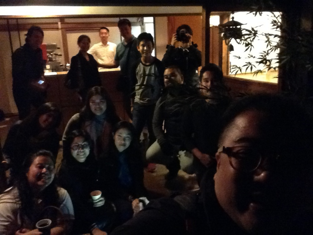 with my Just Jonesing Tokyo Squad 2014