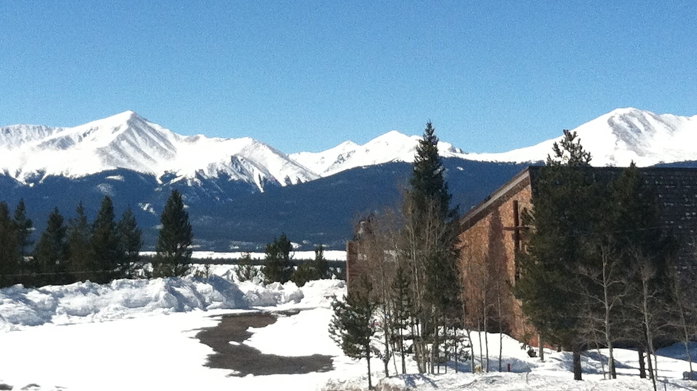 First Presbyterian Church - Leadville