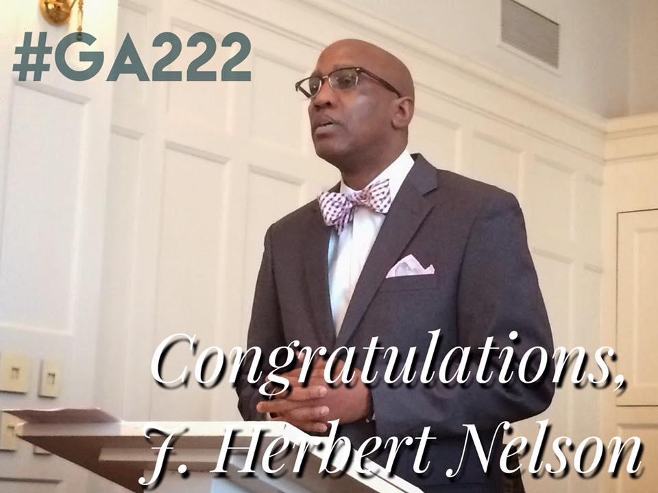 j Herbert Nelson 2016 Stated Clerk.jpg