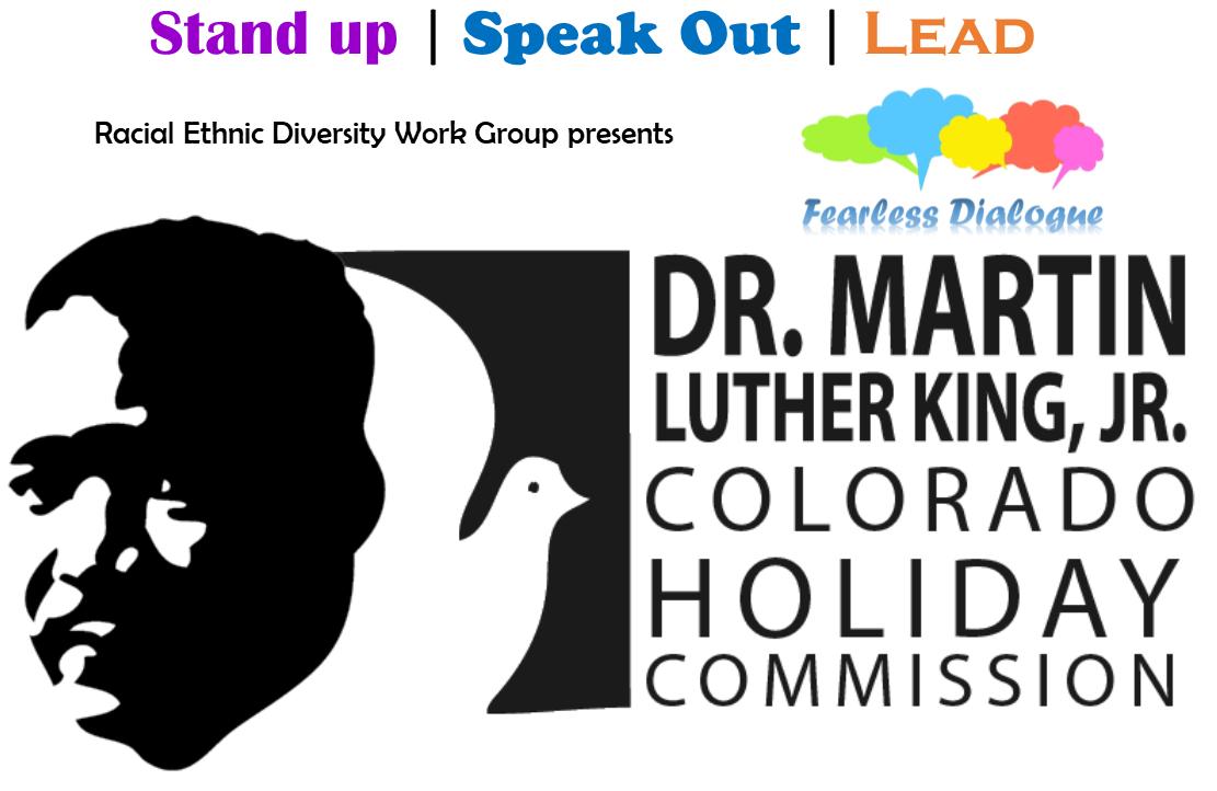 Fearless Dialogue Martin Luther King Jr Celebration Denver