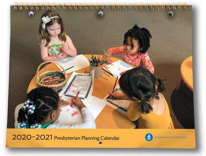 Presbyterian Planning Calendar 2021 Pre Order 2020 2021 Planning Calendars — Denver Presbytery