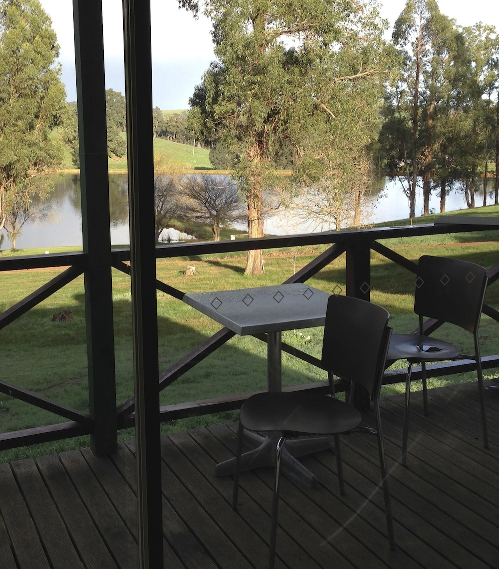 Glenlynn Cottages Bridgetown WA View to Lake.jpg