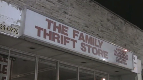 The Family Thrift Store